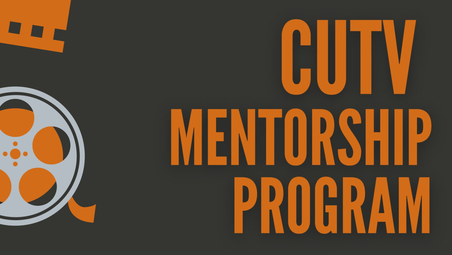 CUTV mentorship program